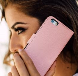SafeSleeve Pink Phone Case