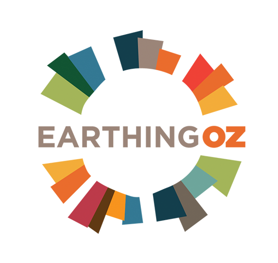 Earthing Oz logo